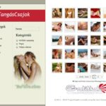 <u>Tangascsajok.hu</u> teljes weboldal eladó