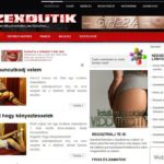 <u>Szexbutik</u> - Ingyenes hirdetési oldal