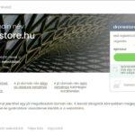 <u>Dronestore.hu</u> és <u>dronstore.hu</u> domain nevek eladók