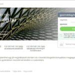 <u>Gastroblog.hu</u> domain név eladó