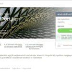 Eladó <u>AndroidPort.hu</u> domain név