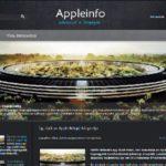 Eladó almás weboldal: <u>Apple Info</u>