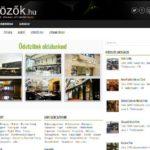 Eladó a <u>Sörözők.hu</u> weboldal reszponzív megjelenéssel