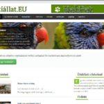 <u>Háziállat.eu</u> komplett weboldal eladó