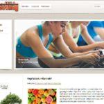 Egészséggel foglalkózó weboldal eladó: <u>fitnessvilag.hu</u>