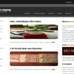 Antik, régiséggel foglalkozó hirdetési oldal eladó kompletten
