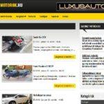<u>Használt-motorok.hu</u> - Motoros hirdetési oldal eladó