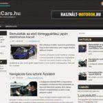 <u>SportCars.hu</u> domain név és weboldal eladó